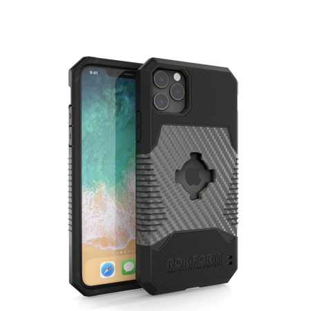 Apple iPhone 11 Pro Max Rugged Case Black