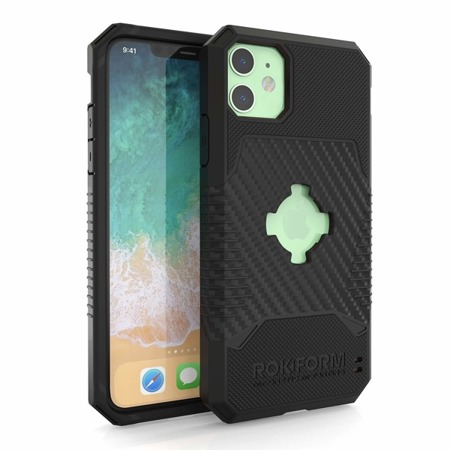 Apple iPhone 11 Rugged Case Black