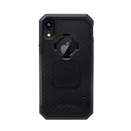 Apple iPhone XR Rugged Case Black